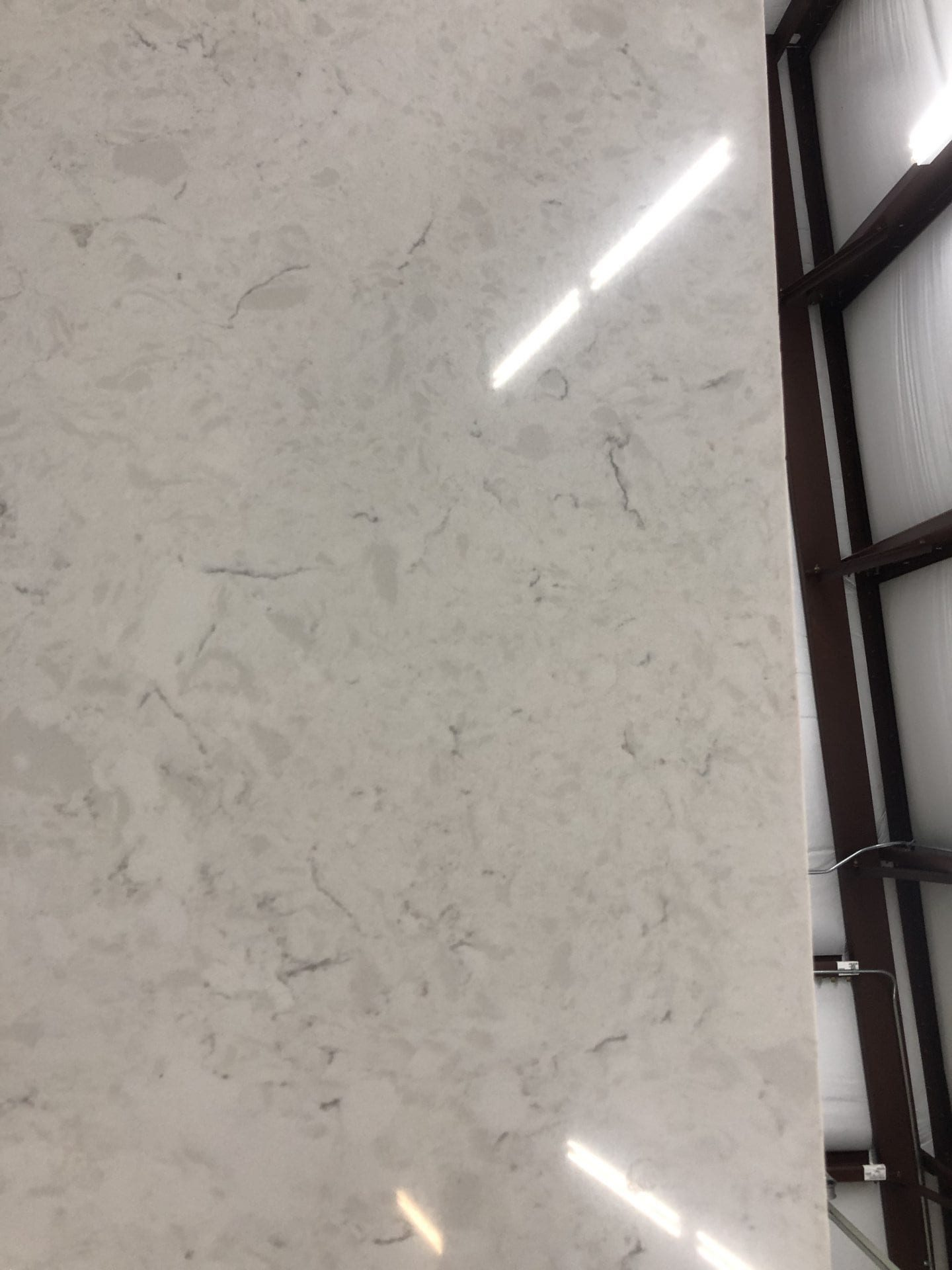 marble countertop ready for bathroom vanities in cookeville and crossville