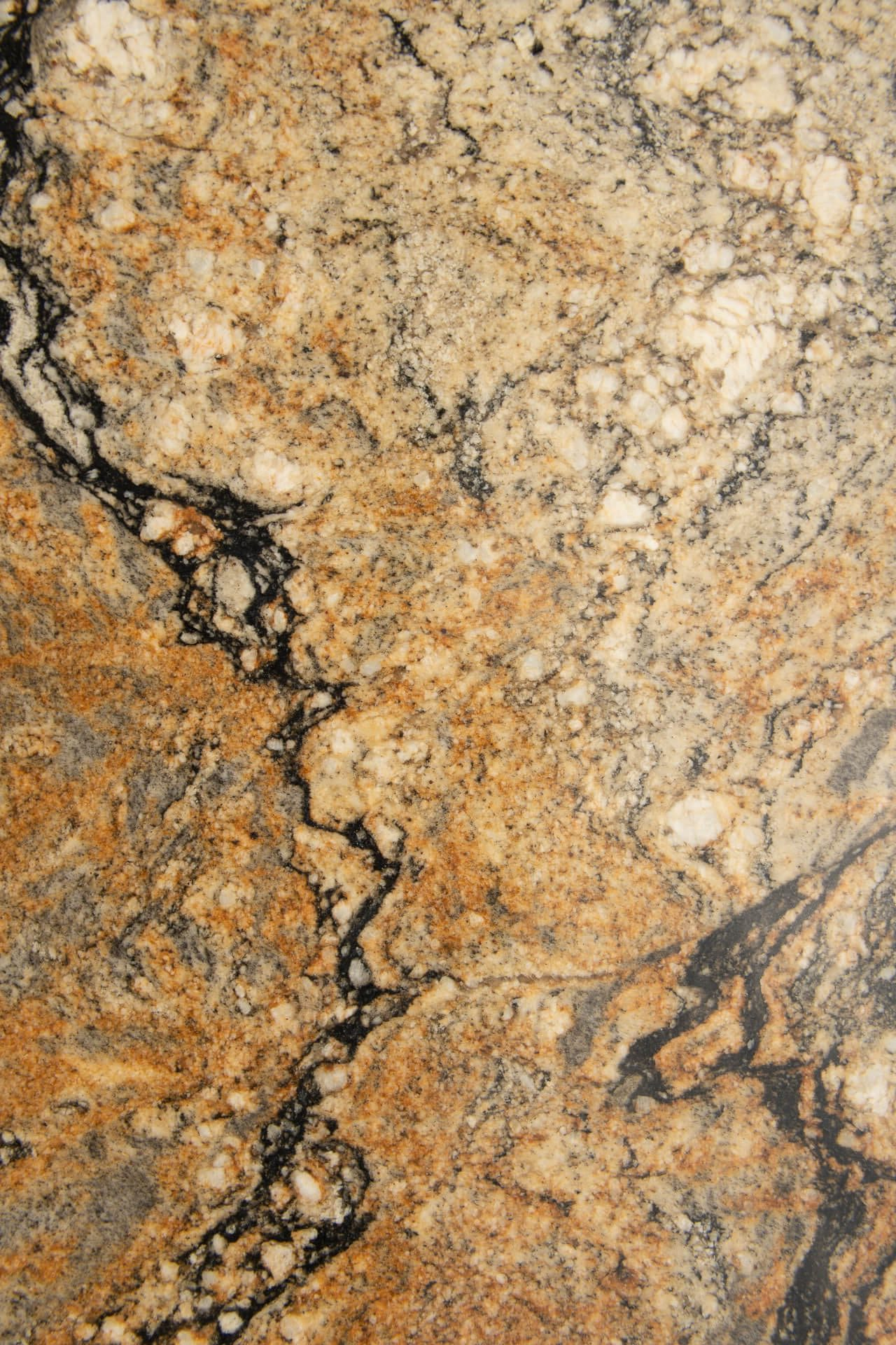 superior gold cu countertop - by Magnolia Countertops. A Countertop fabricator of Granite Countertops, Marble Countertops, and Quartz Countertops in Cookeville and Crossville TN.